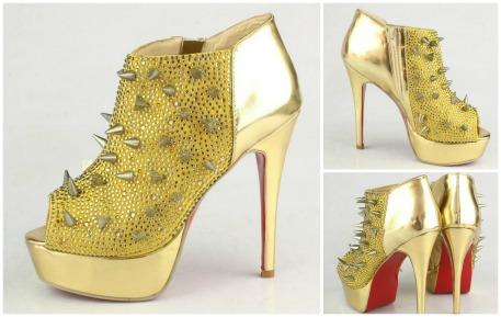 spikes dorado