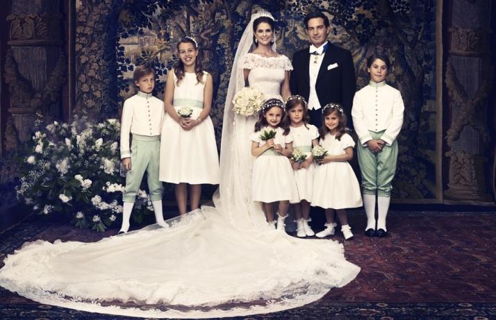 casamentos daminhas