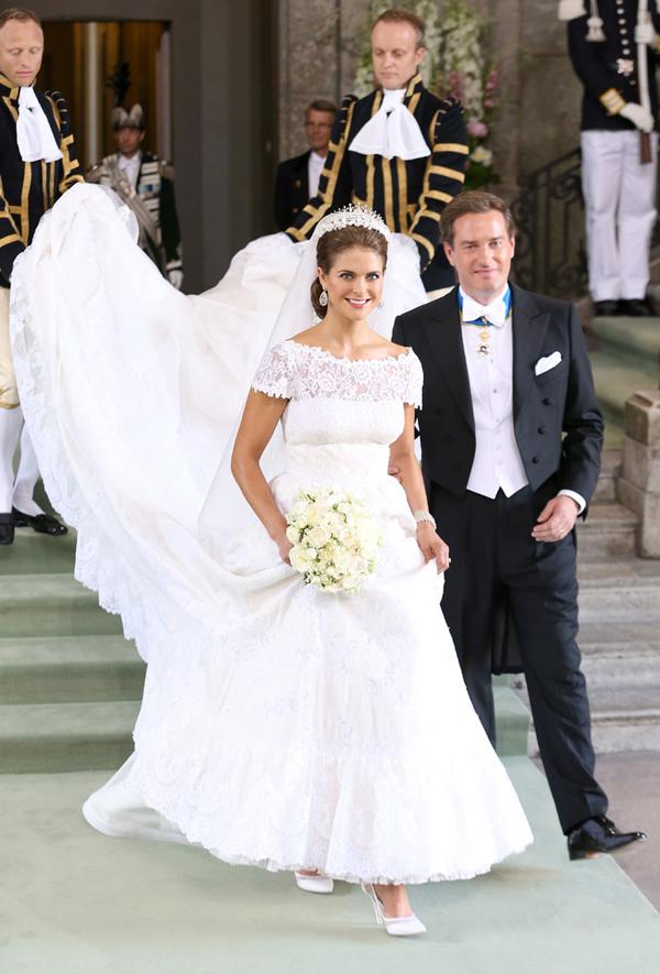 princesa recem casada