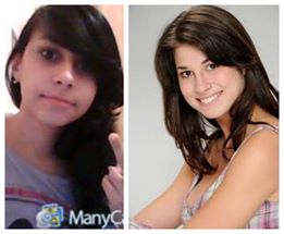 marcele cruz famosa chandelly